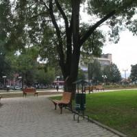 Zv ministri Ferat Shala përuron Parkun në Gjakovë
