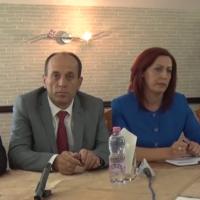 Takim me banorët Reçan dhe fshatrave për rreth.