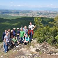 Vizita në Kalan e Vuçakut