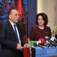 Vizita në Shqipëri