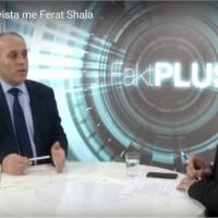 Intervista për Emisionin Fakt Plus