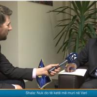 Intervista për emisionin Info Magazinë të Klan Kosova