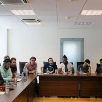 Studentët gjerman vizitojnë MMPH-në.