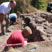 Punimet arkeologjike në Kalanë e Vuqakut.