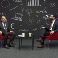 """Intervistë për ciklin zgjedhor """"Ekonomia në fokus"""""""