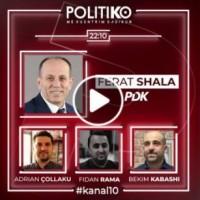 Në emisionin POLITIKO me Kushtrim Sadikun të Kanal10