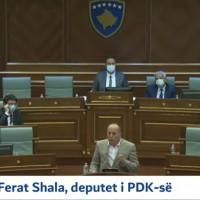 Deputeti Ferat Shala rreth opinionit për AKP