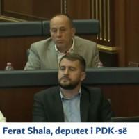 Deputeti Ferat Shala pyet kryeministrin