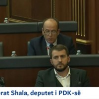 Ferat Shala, diskutim për programin e qeverisë